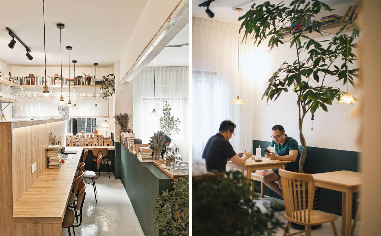 New cafes in KL & PJ - Three Guys Cafe