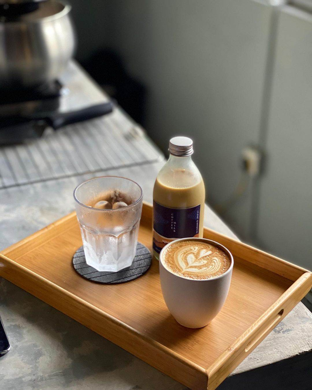 New cafes in KL & PJ - Space Grey