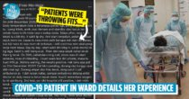COVID-19 Survivor Shares Harrowing Experience In Hospital's Critical Ward, Warns Others Not To Take Virus Lightly