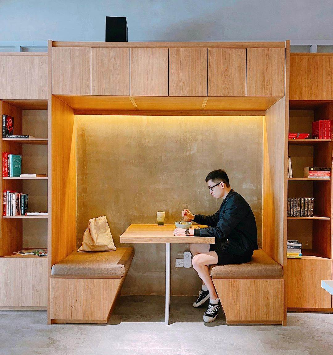 New cafes in KL & PJ - M'Laboori