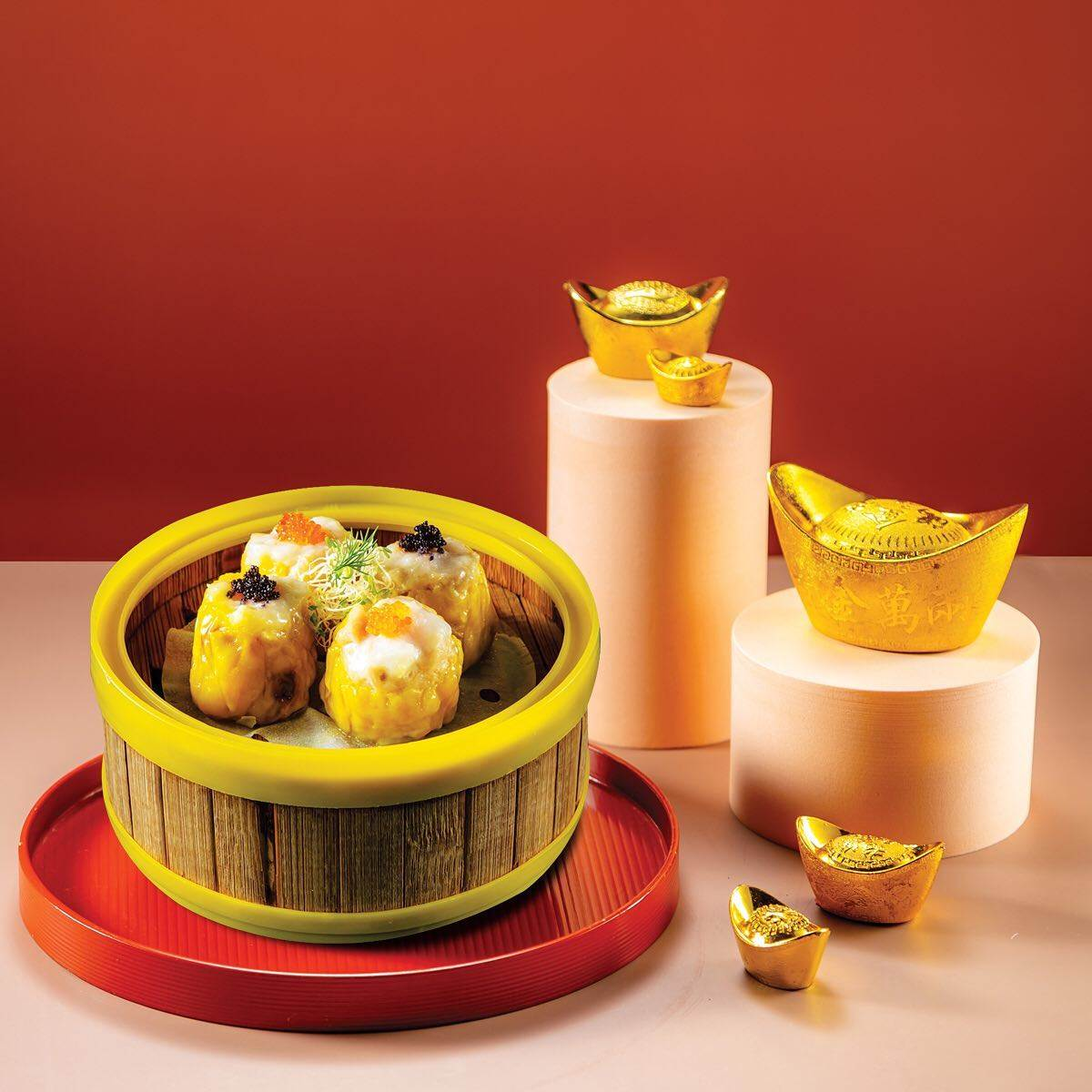 CNY Reunion dinner deliveries - Way Modern Chinois
