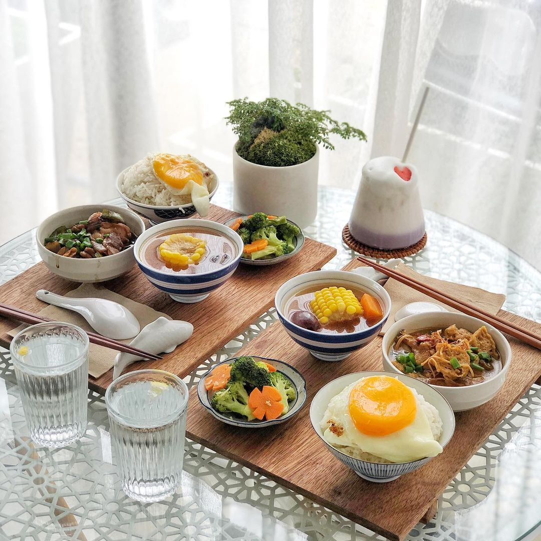 Forest Canteen - rice sets