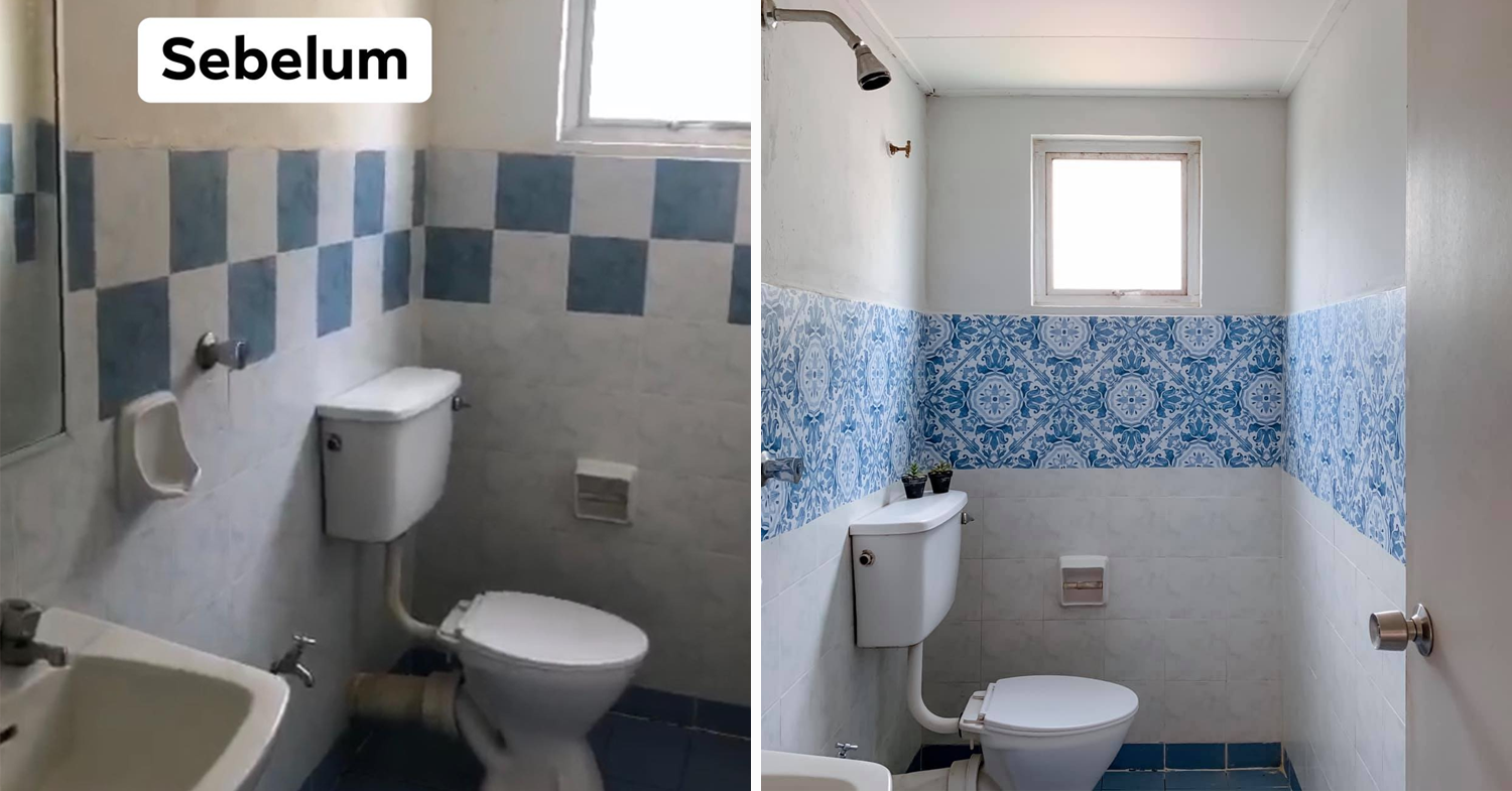 Malaysia's budget home makeover - toilet