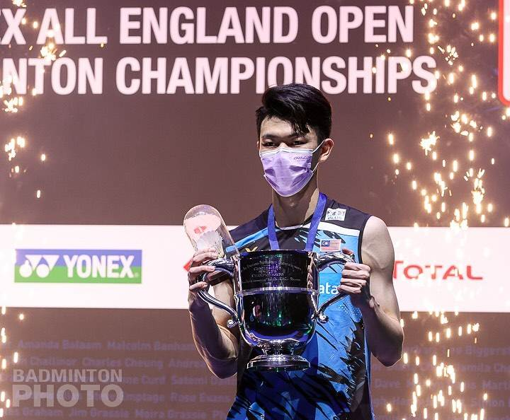 Facts About Lee Zii Jia, Malaysian badminton player - All England Open win