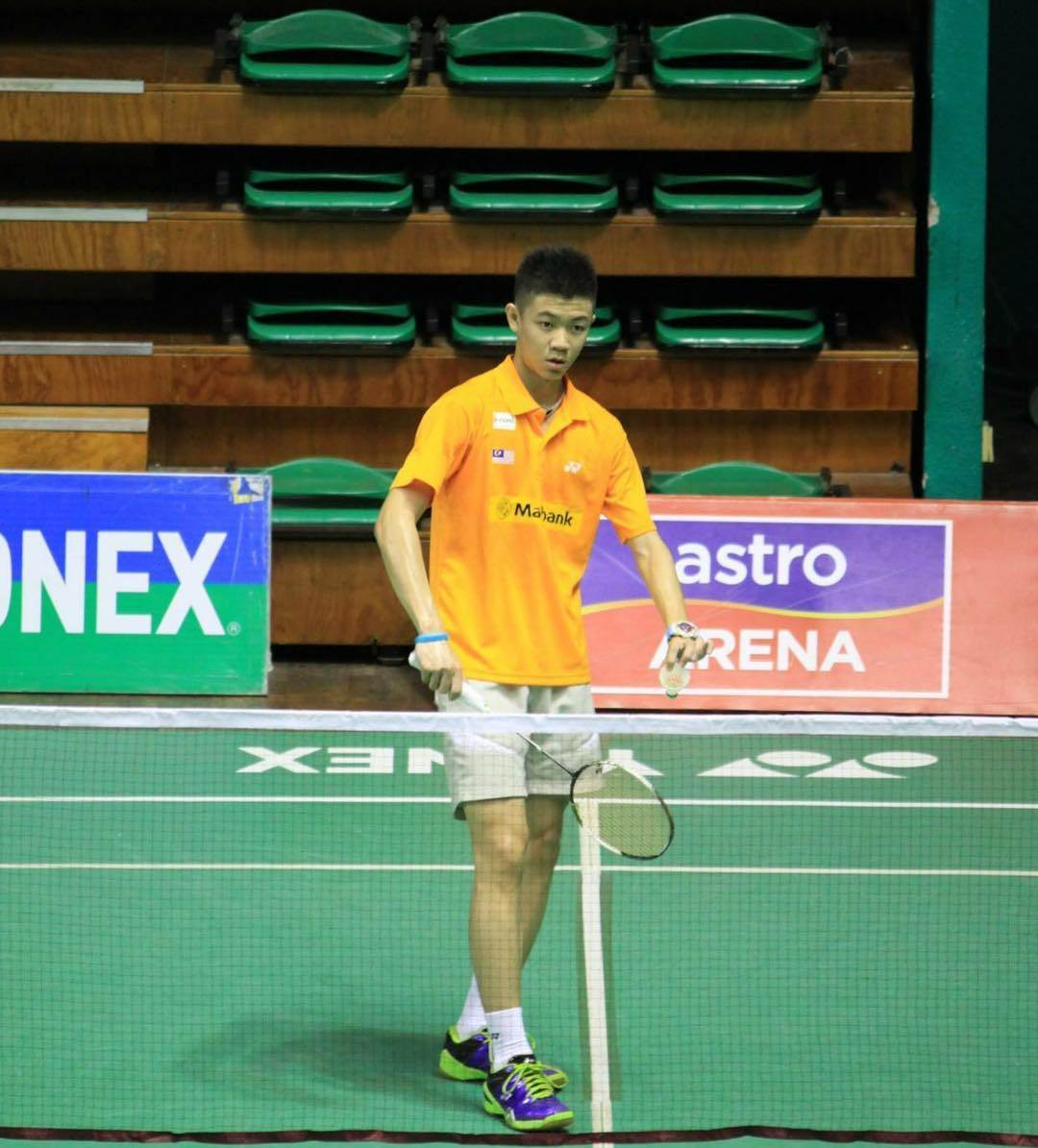 Facts About Lee Zii Jia, Malaysian badminton player - 18 years old