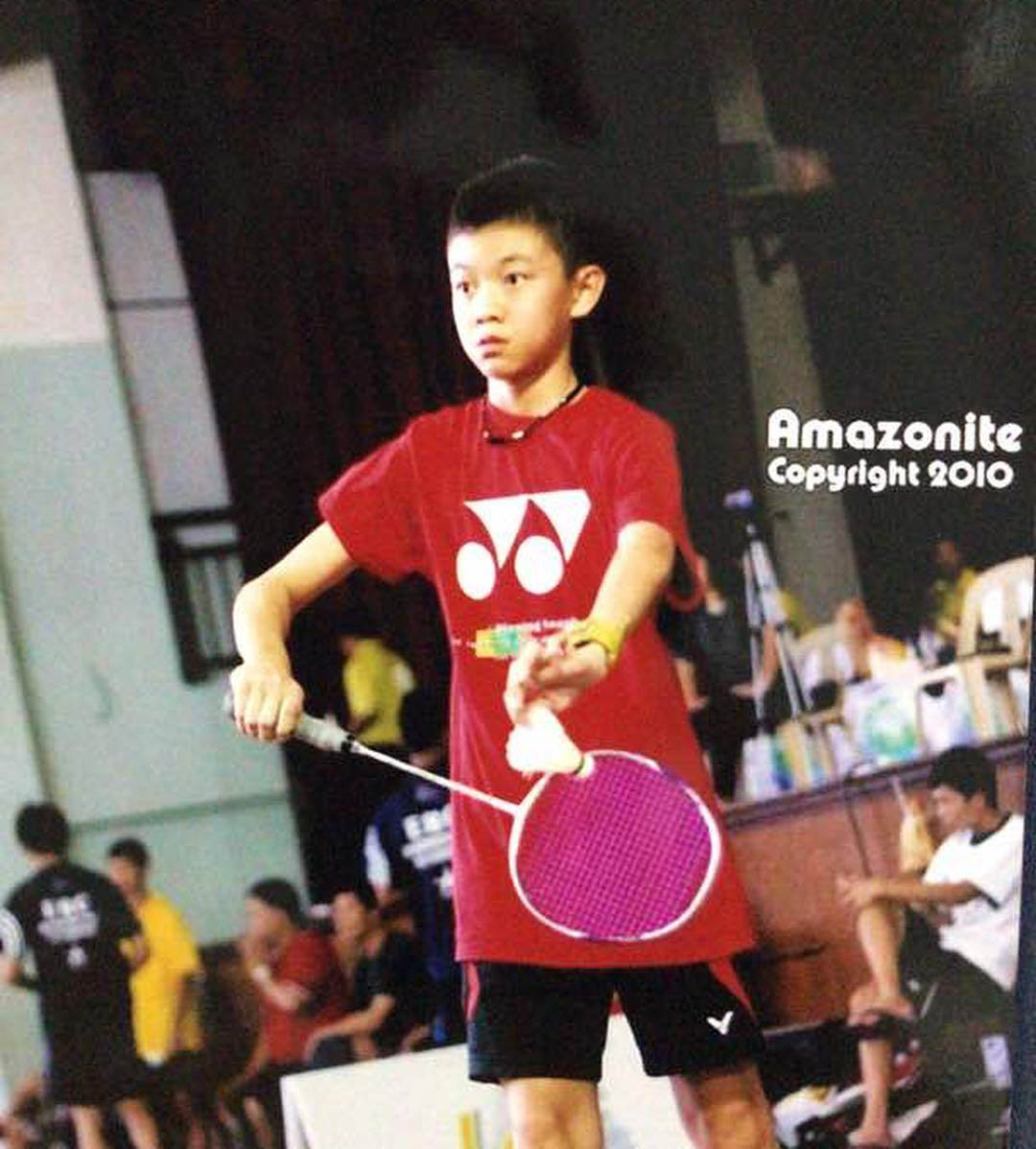 Facts About Lee Zii Jia, Malaysian badminton player - young