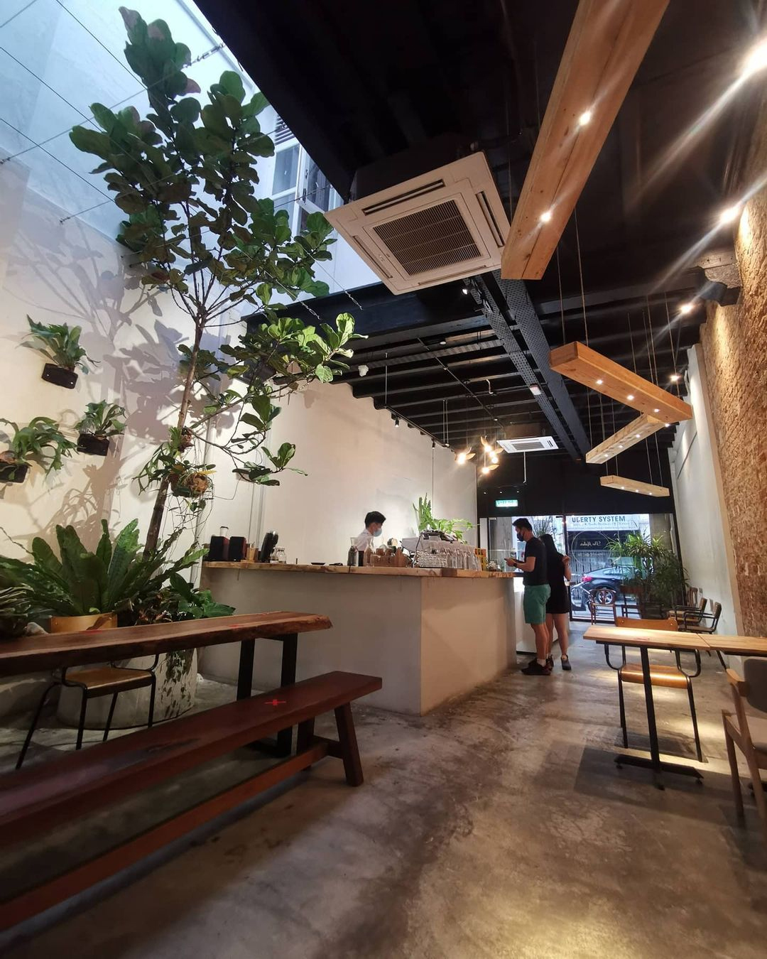 New cafes in Penang - The Maker