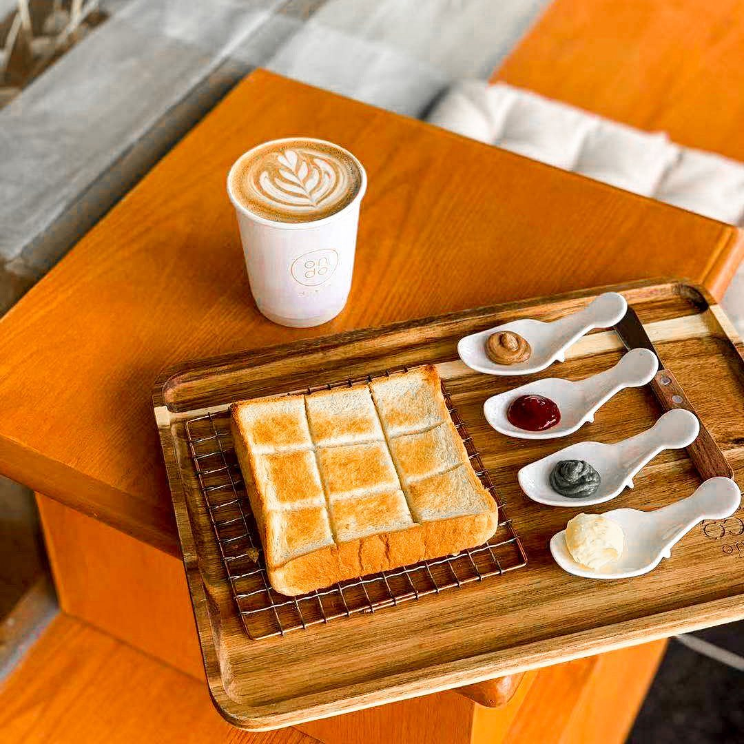 New cafes in Penang - 65c Ondo Bakery