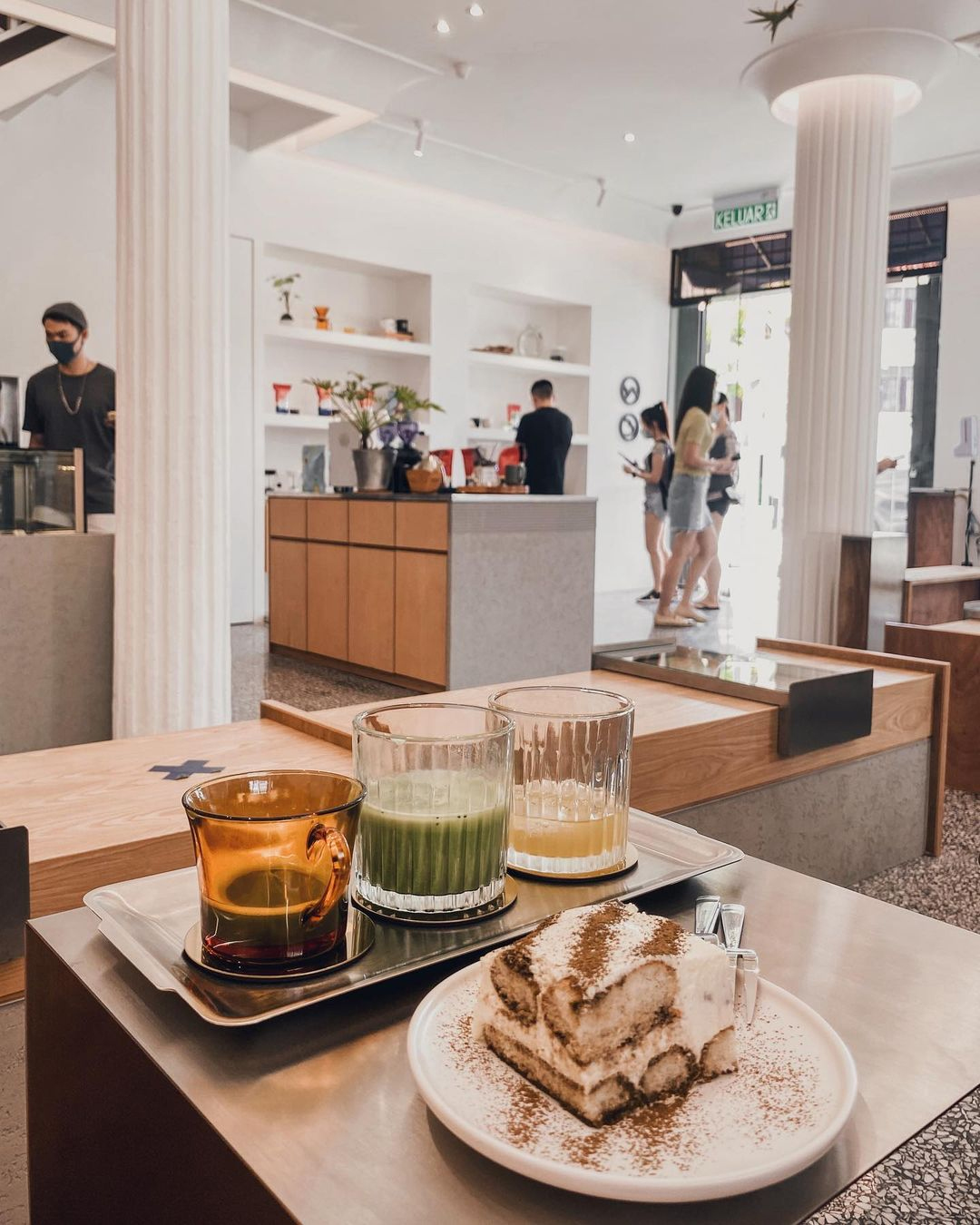 New cafes in Penang - Forest Cloud
