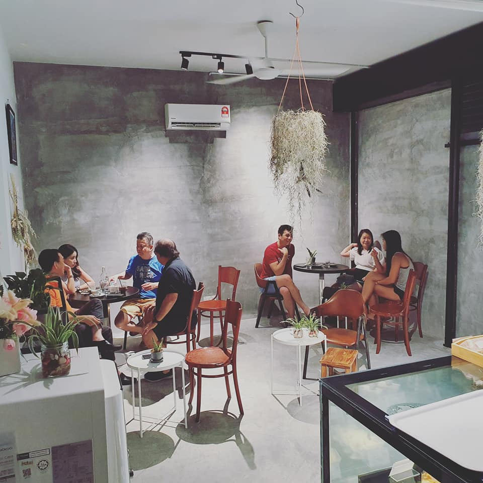 New cafes in Penang - Fatkidz Patisserie