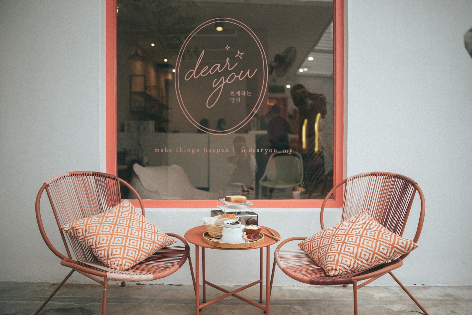 New cafes in Penang - Dear You