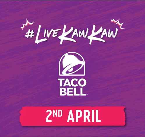 Taco Bell opens first branch in Malaysia - opening