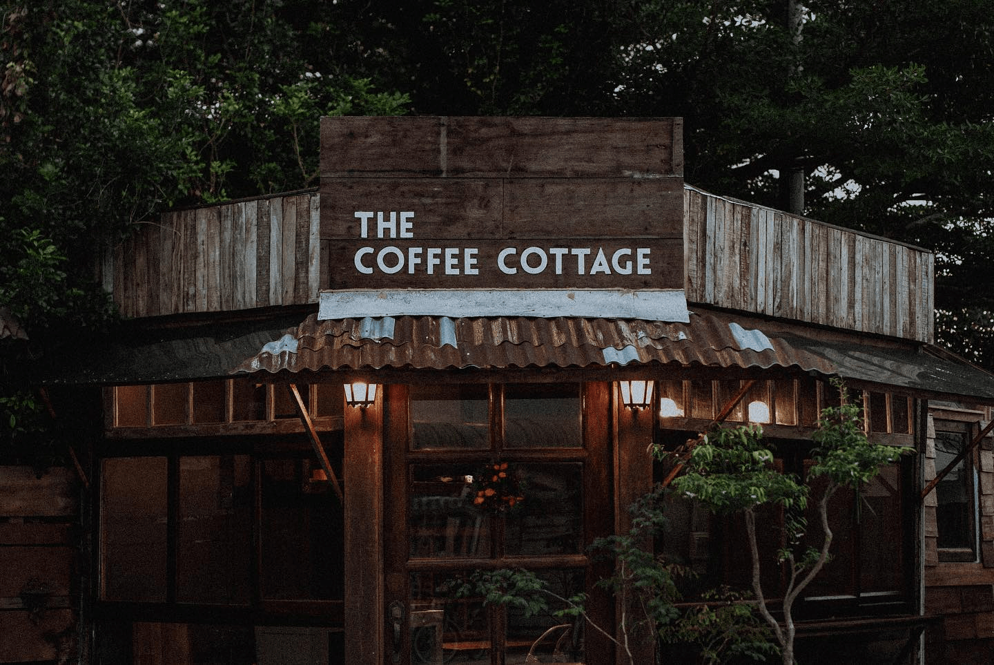 The Coffee Cottage in Penang - front
