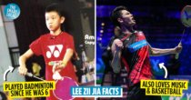 10 Lee Zii Jia Facts: Things To Know About The 22-year-old Badminton Player Who Won The All England Open