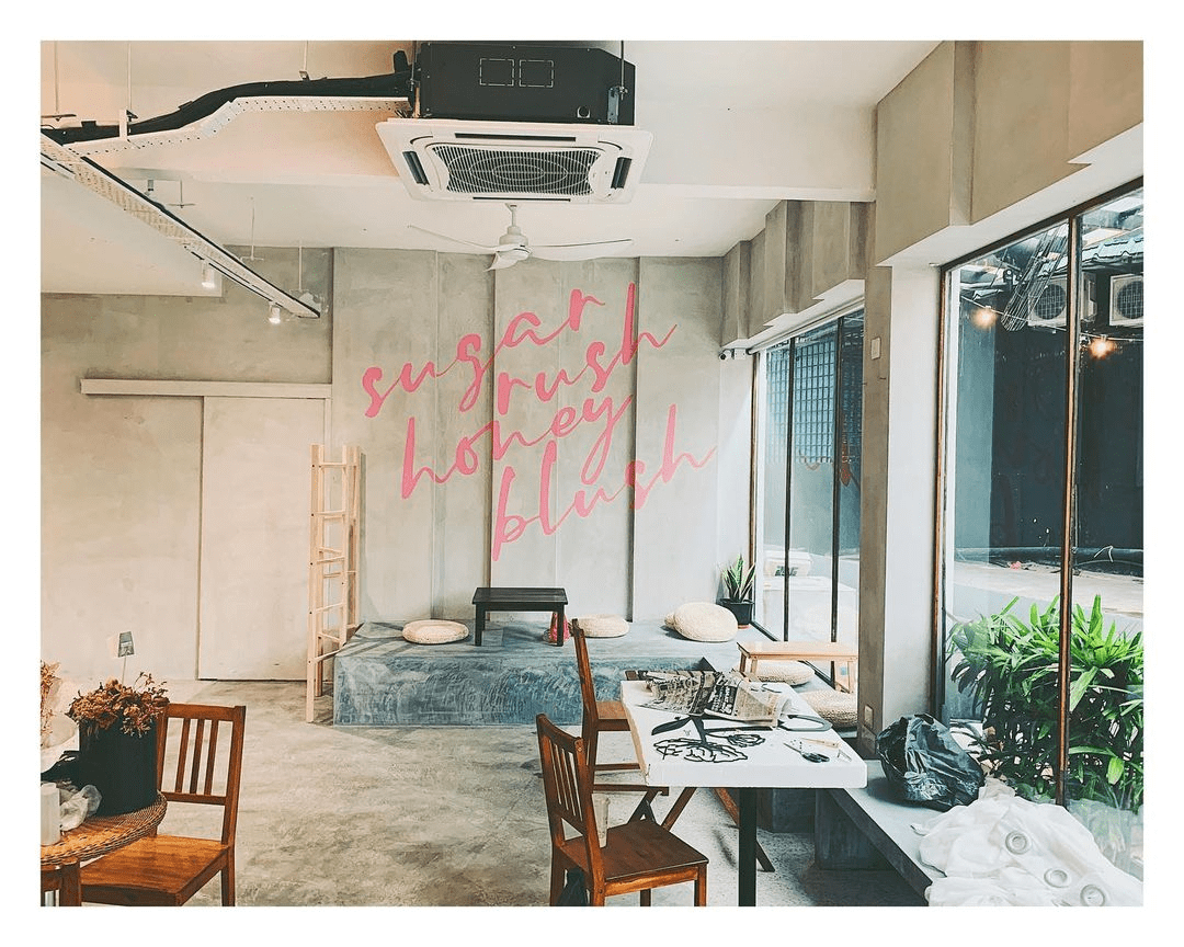 New cafes in JB - Yeon Cafe