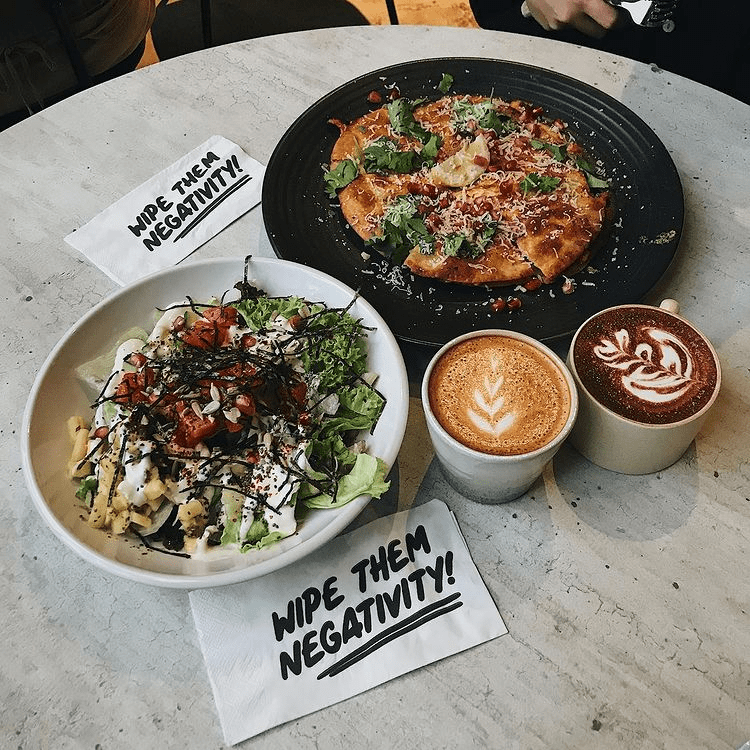 New cafes in JB - The Founders