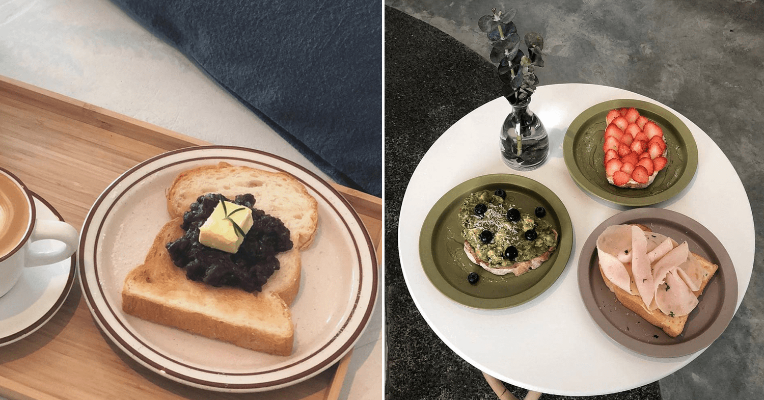 New cafes in JB - Off Day Cafe