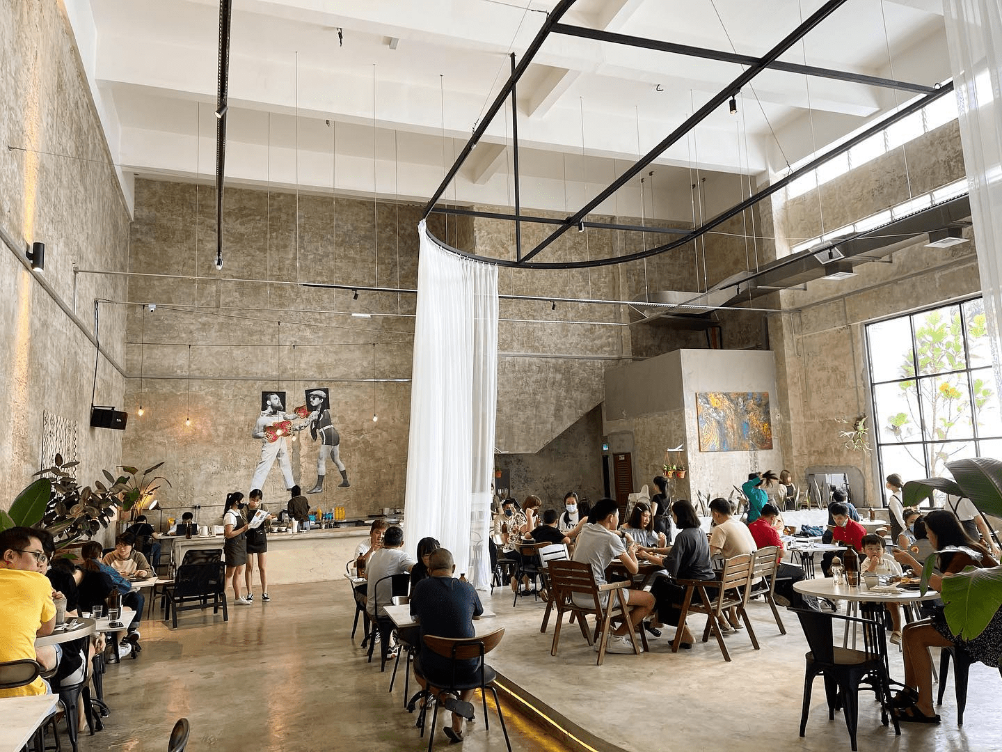 New cafes in JB - Founders