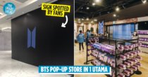 BTS Pop-Up: Map Of The Soul Store Is Here At 1 Utama From 8th May Till 8th August 2021, M'sian ARMYs Can Expect Merch & More