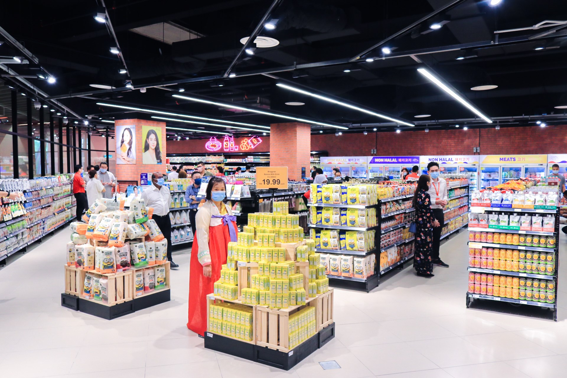 MCO in KL and Johor, with updated SOPs - grocery