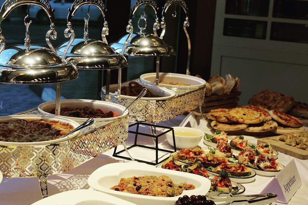 MCO in KL and Johor, with updated SOPs - Ramadan buffet