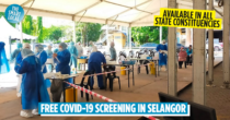 Free COVID-19 Tests For Selangor Residents From 8th May To 10th June, To Help Identify Asymptomatic Cases