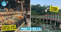 MCO 3.0 Phase 1: Essential Businesses To Remain Open, Only 2 Pax Per Vehicle & 10KM Travel Limit