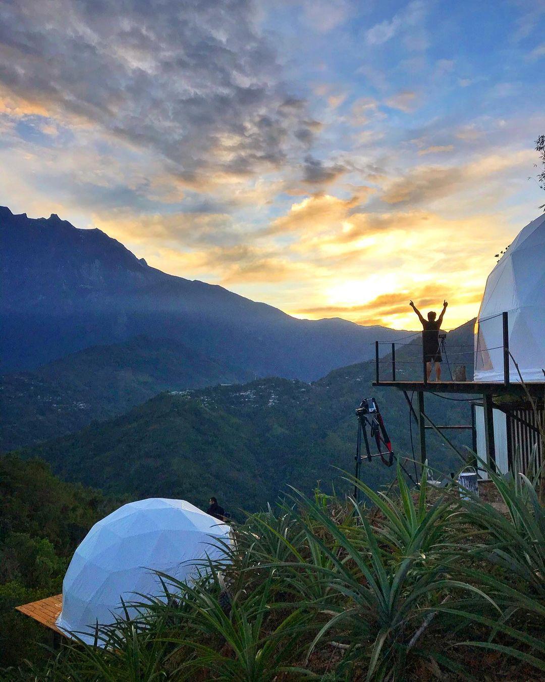 Backpacking in Sabah - travel to Sabah