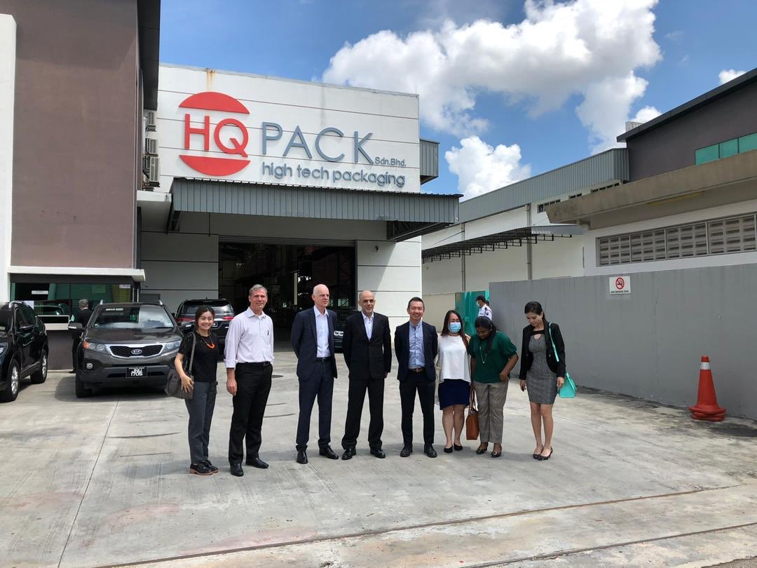 HQ Pack company in Johor