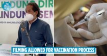 Vaccination Candidates Now Allowed To Take Photos & Film Themselves Getting Injections, Says Khairy