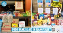 20 Food Banks & Aid In Klang Valley To Drop Off Essentials Or Refer Someone To, So We Can All Get Through The Pandemic