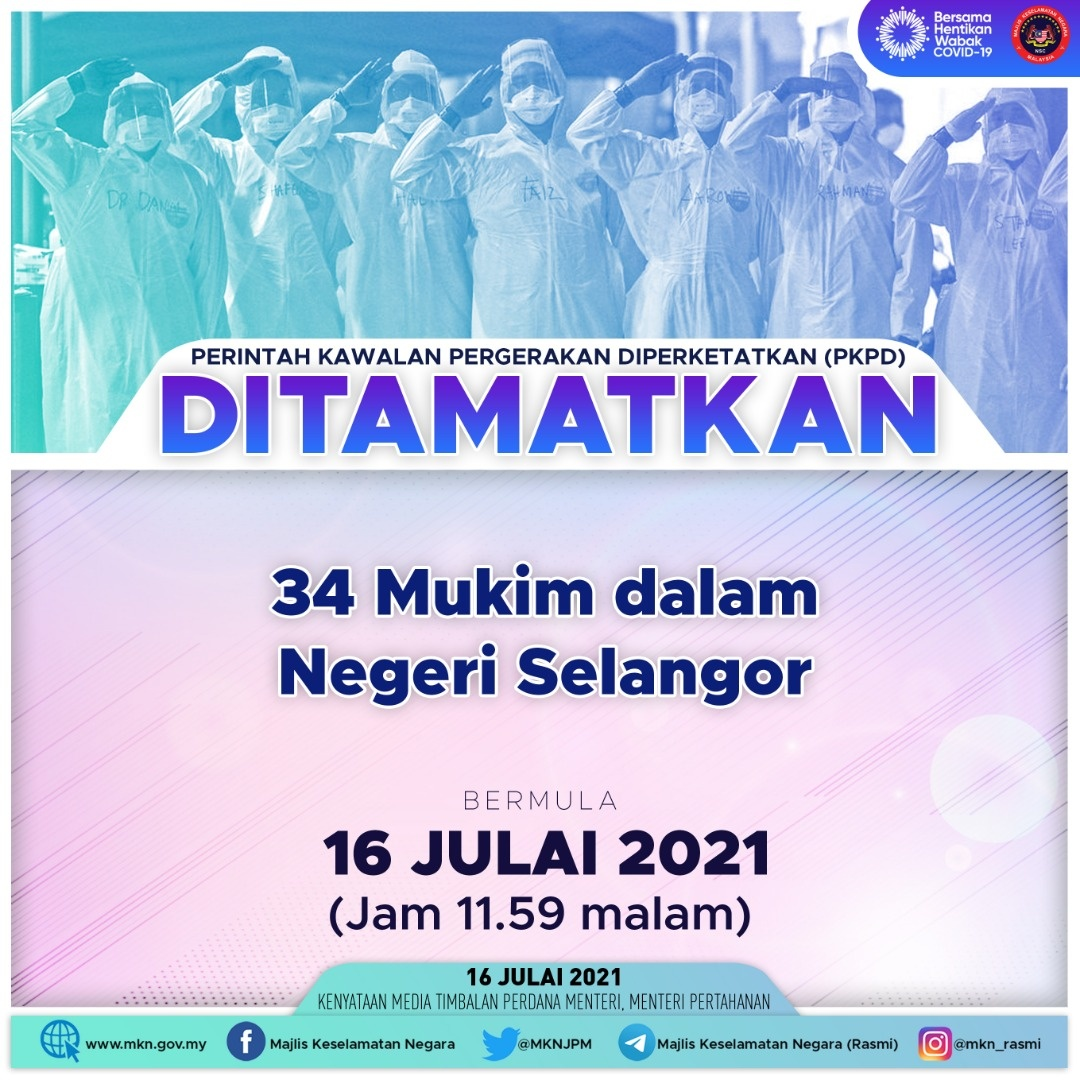EMCO Ends In Selangor - MKN