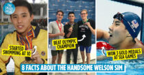 8 Welson Sim Facts: Things To Know About The 24-year-old Malaysian Swimmer Who's Trending Online For His Good Looks