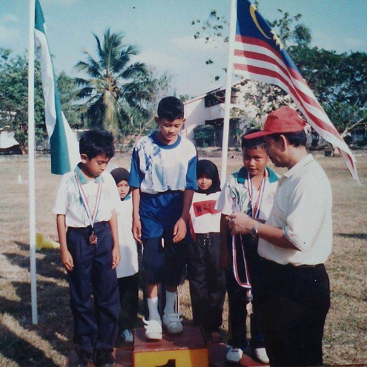 Abdul Latif Romly Facts - as a kid