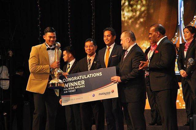 Abdul Latif Romly Facts - Sportsman of the Year