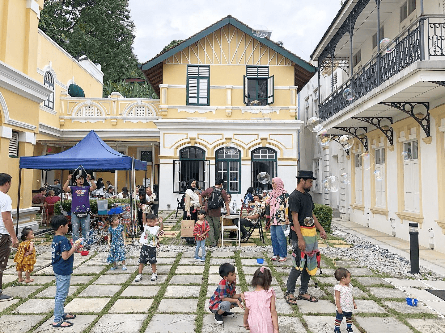 Heritage buildings in KL - Chow Kit Mansion