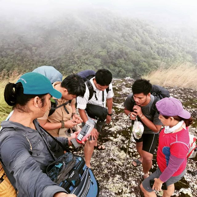 Climbs for children in remote mountain provinces and cancer wards