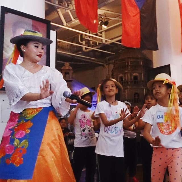 Interactive activities in Museo Pambata