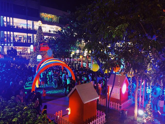 Christmas in the South with Filinvest Alabang