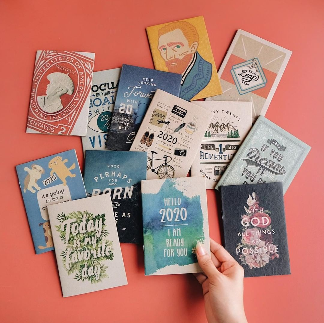 papemelroti pocket-sized planners