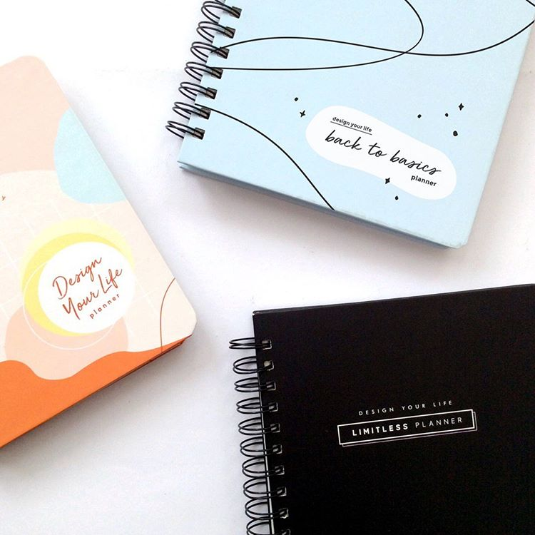 Design Your Life planners