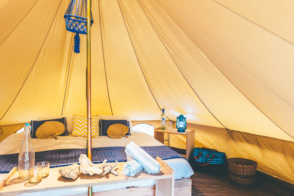 Indoor Soultribe Beach tent
