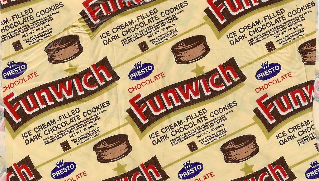 Wrappers of Presto Funwich