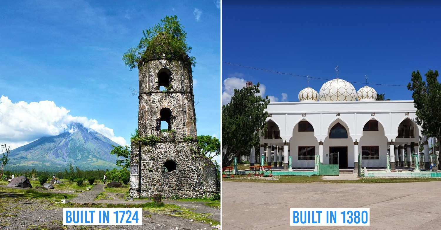 old buildings in the philippines