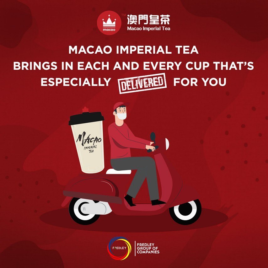 Macao Philippines's Delivery and take-out Advisory