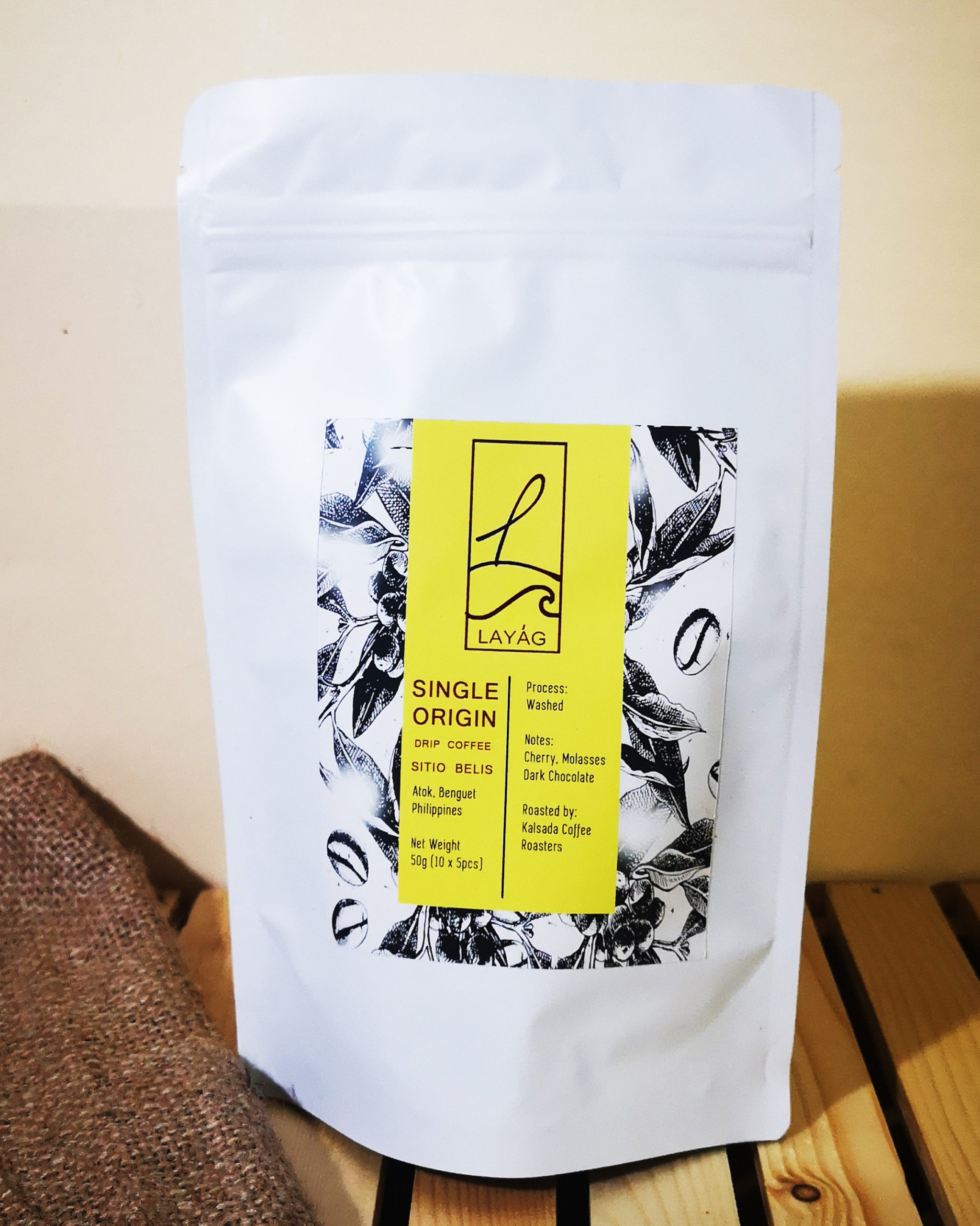 Layag single origin coffee