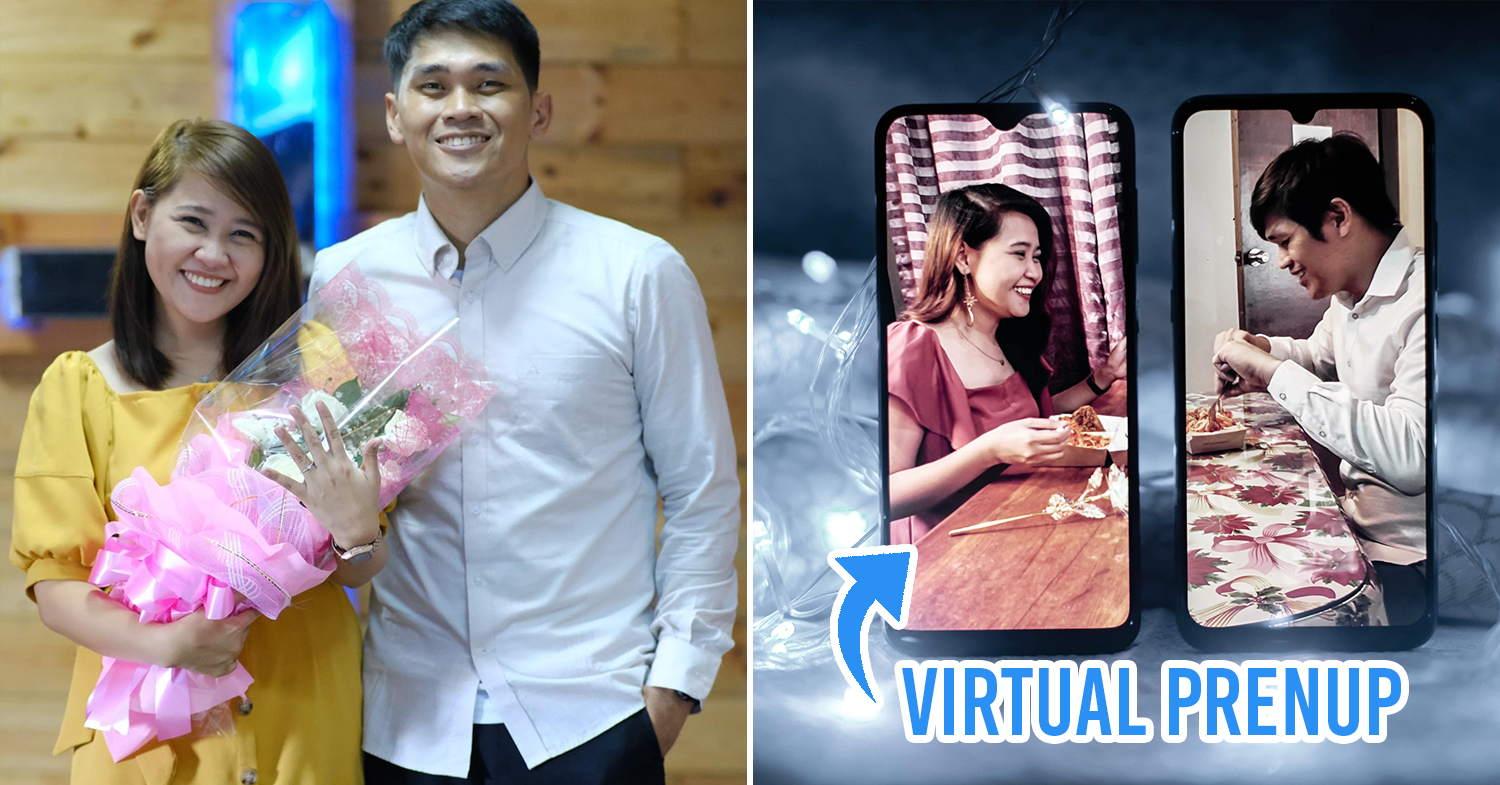 Filipino couple virtual prenup