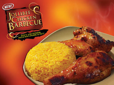 chicken barbecue with java rice