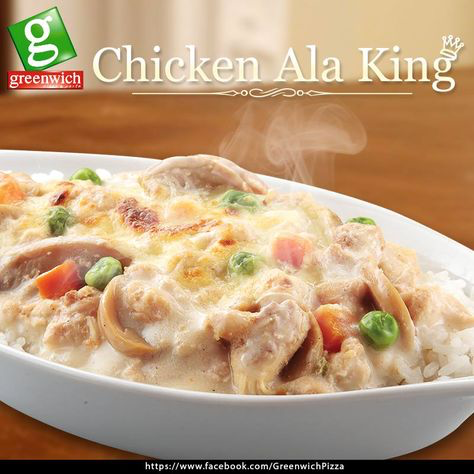 chicken ala king