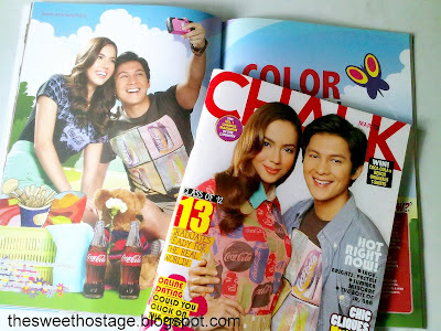 coca-cola issue of chalk magazine